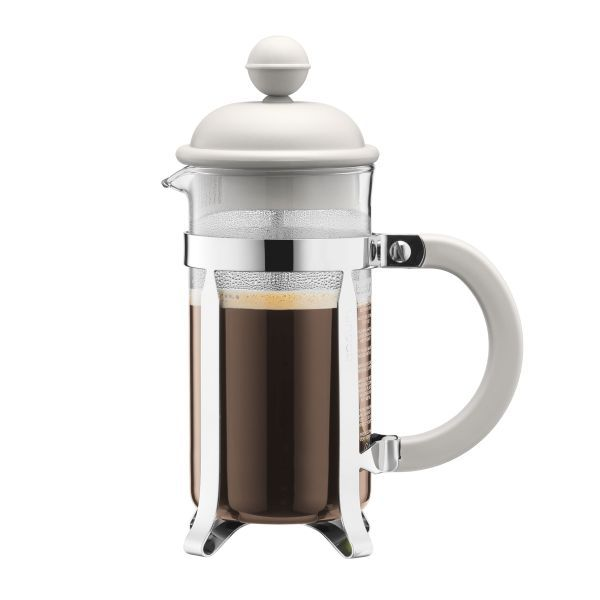 Bodum Cafetiere Caffettiera Wit 350 ml