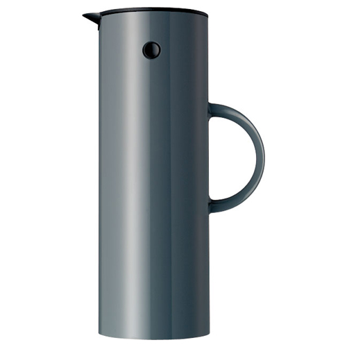 Stelton Thermos, Thermoskan 1,00ltr graniet