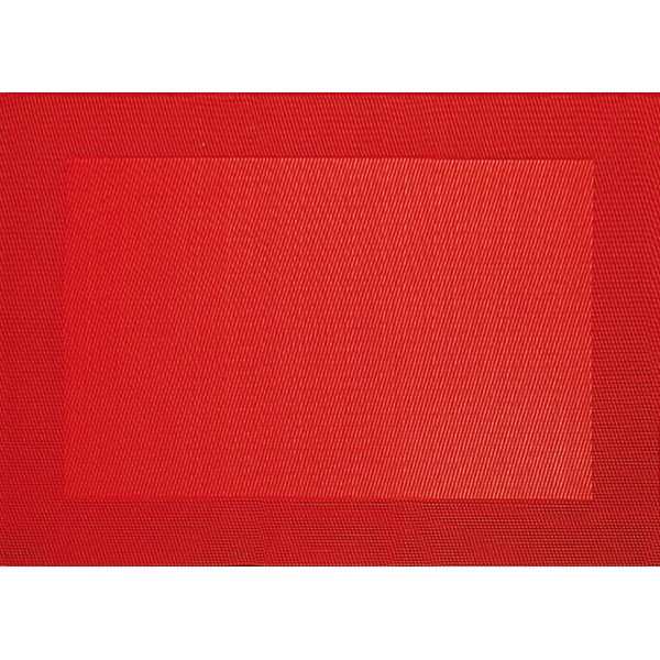 ASA Selection Placemats, Placemat rood