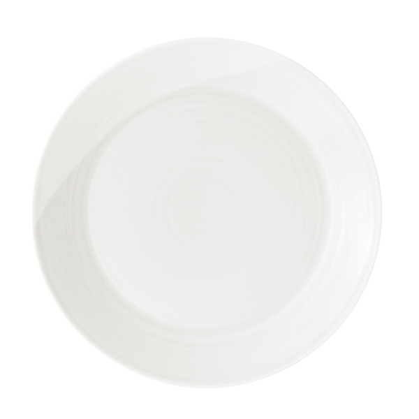 Royal Doulton Dinerbord 1815 White 28 cm