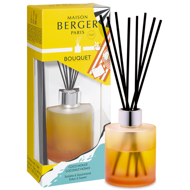 Maison Berger Geurstokjes Blissful Coconut Mono�
