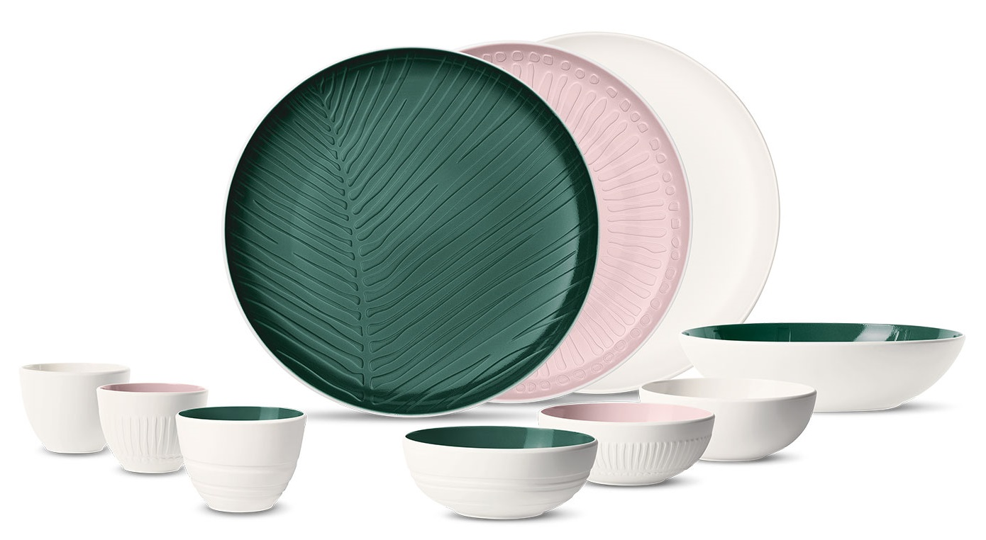 Villeroy & Boch Serviesset It's my Match Multi 19-Delig