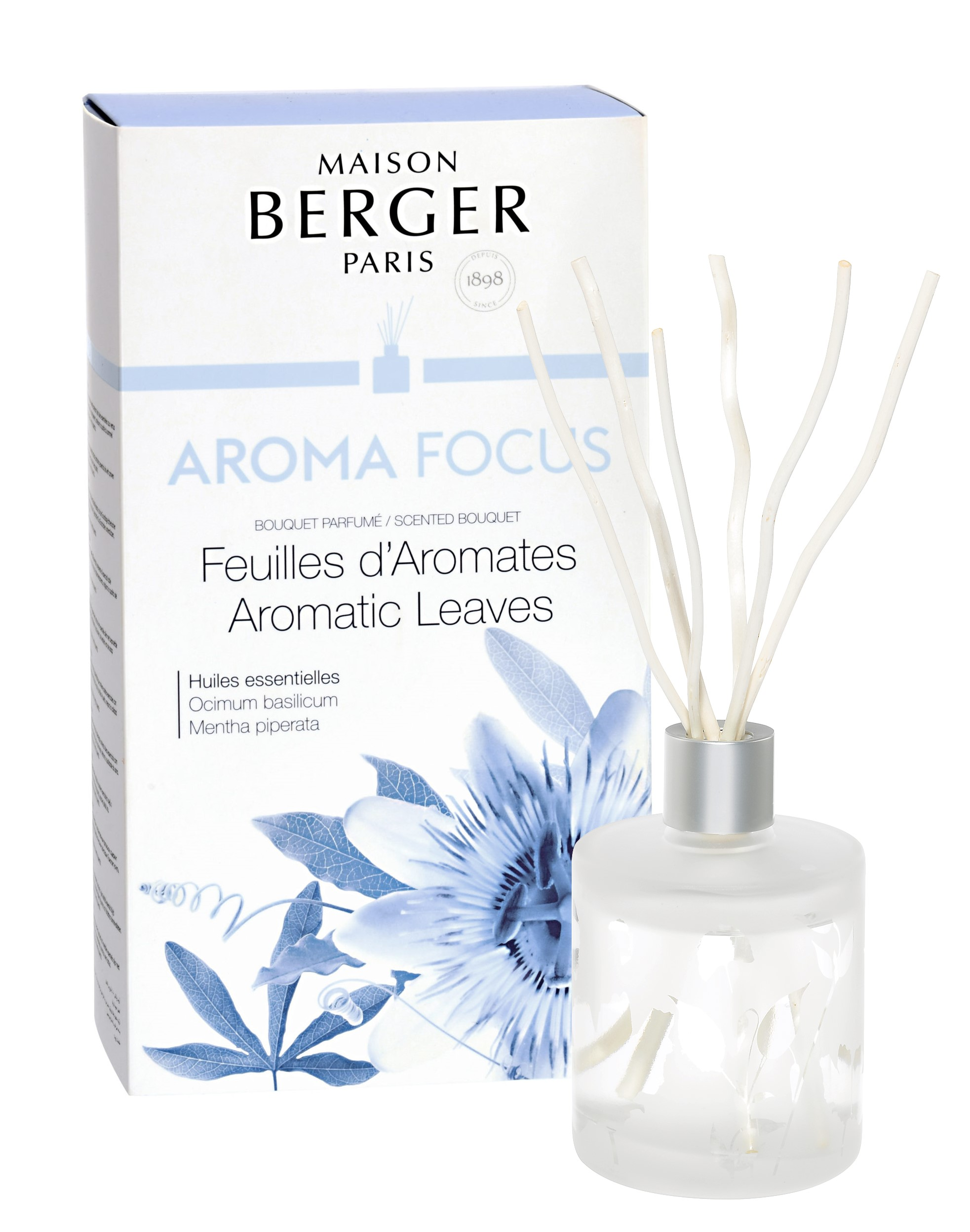 Maison Berger Geurstokjes Aroma Aromatic Leaves