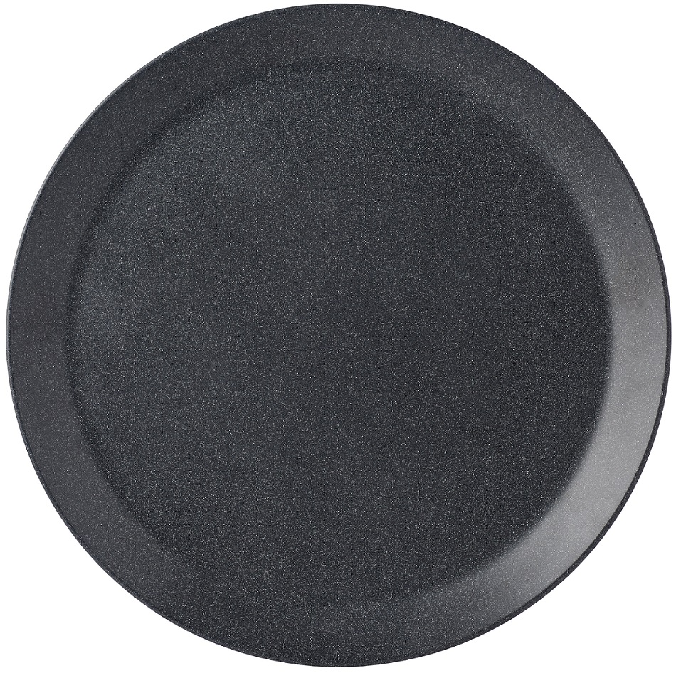 Mepal Dinerbord Bloom Pebble Black � 28 cm
