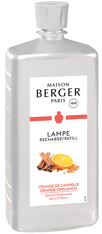 Lampe Berger Parfum Navulling Orange Cinnamon 1 L