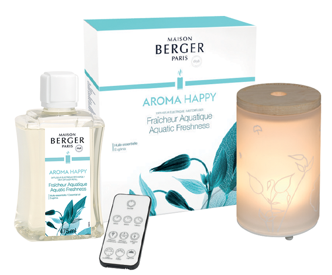 Maison Berger Aroma diffuser Aroma Happy