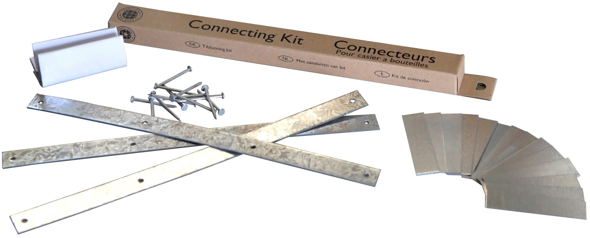 Traditional Wine Rack Co. Connector Kit