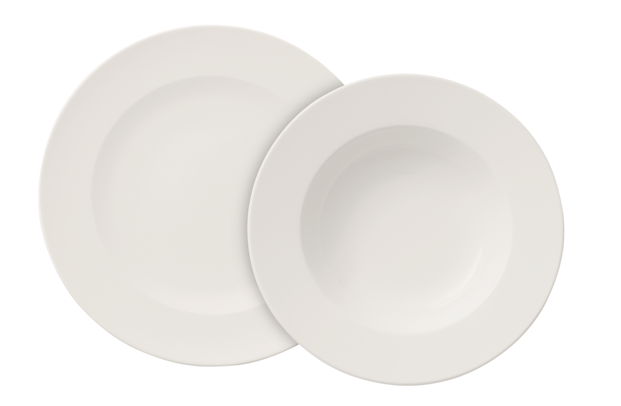 Villeroy & Boch For Me, 8-delige bordenset