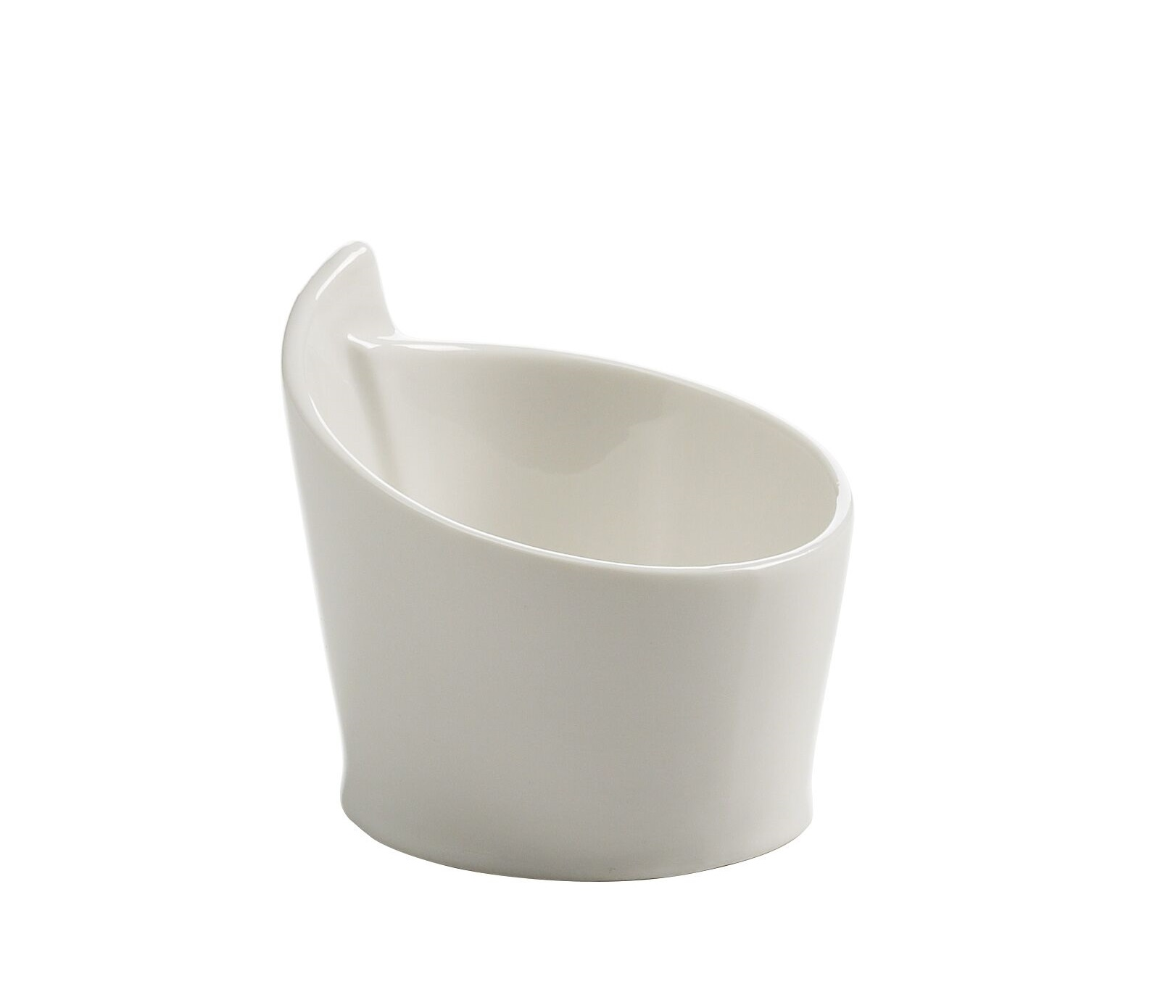 Maxwell & Williams Sauskom Verdeeld White Basics Round 5 x 5 cm
