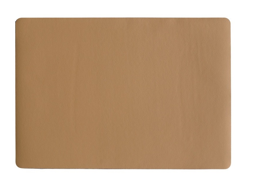 ASA Selection Placemat Leer Cognac 33 x 46 cm
