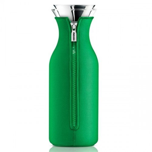 Eva Solo Fridge Karaf Drupvrij Neoprene Jolly Green 1 liter