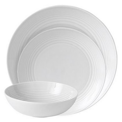 Royal Doulton Gordon Ramsay Maze (servies), 12-delige startset wit