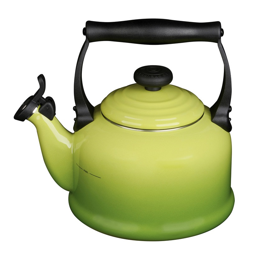Le Creuset Fluitketel Tradition Palm 2.1 Liter