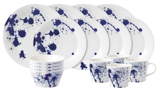 Royal Doulton Serviesset Pacific Splash 16-Delig